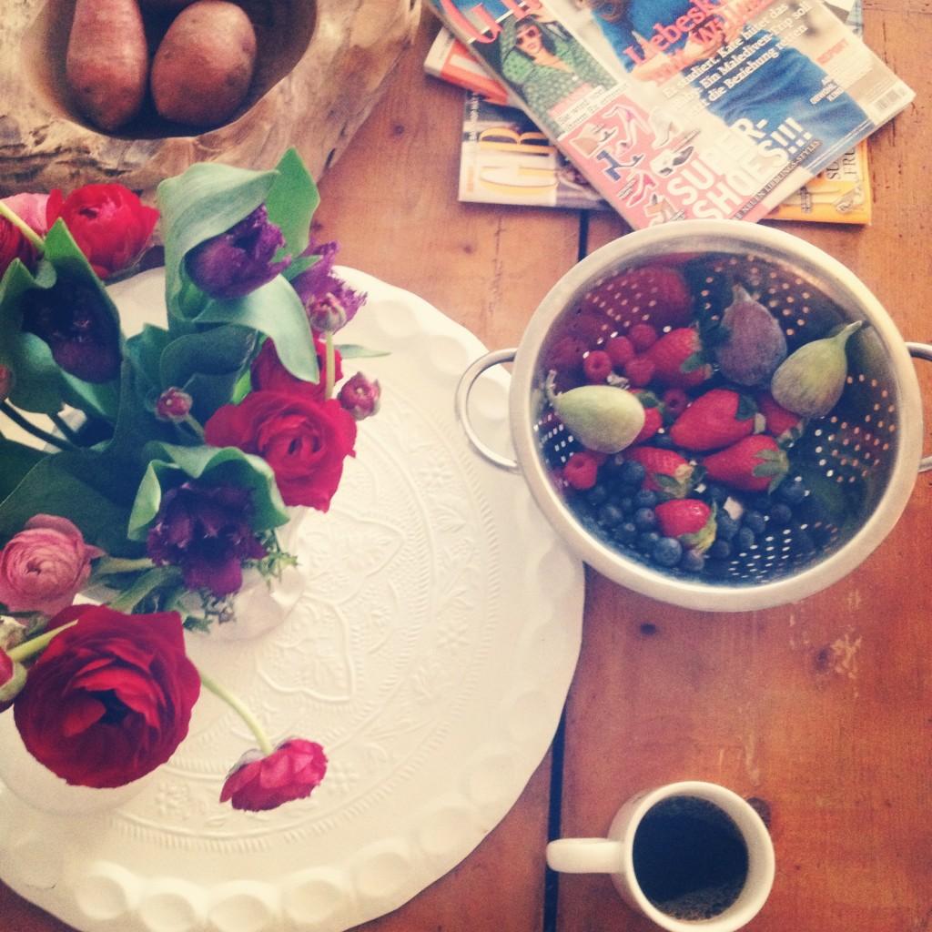 ladies breakfast table | annavaleria.net