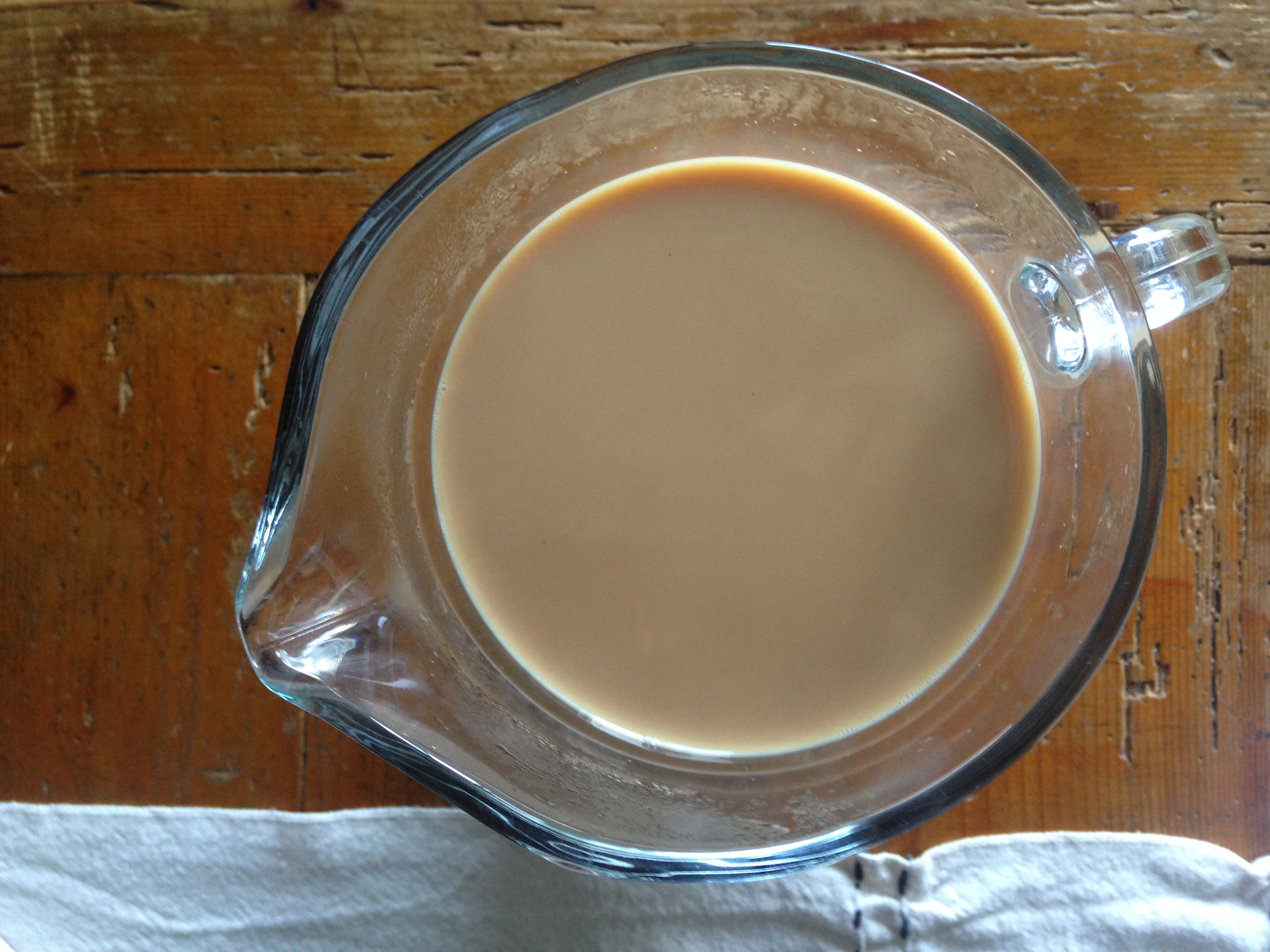 Recipe: Homemade chai tea | fructose free, lactose free,