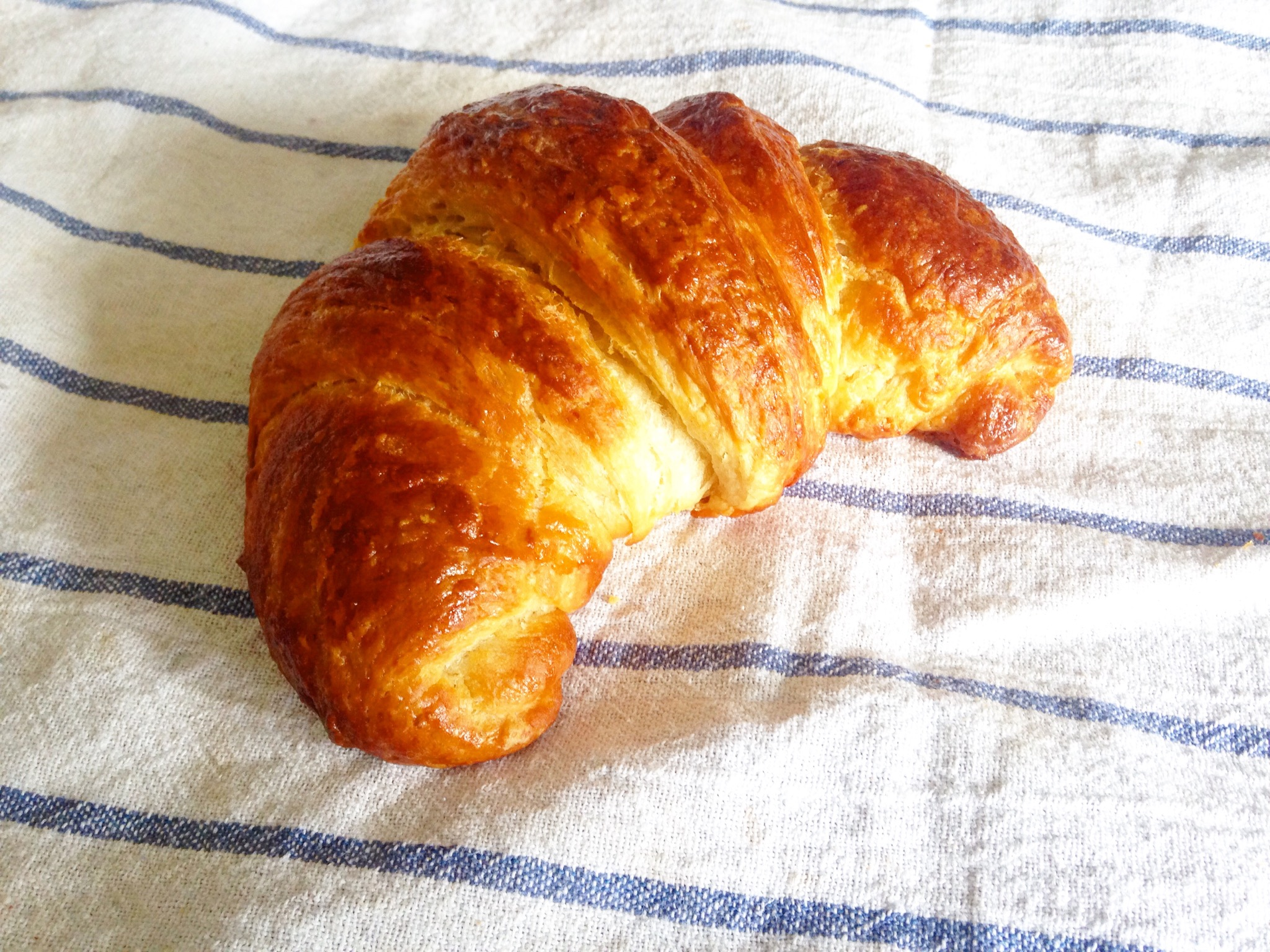 Recipe: Croissants from scratch | low fructose, lactosefree